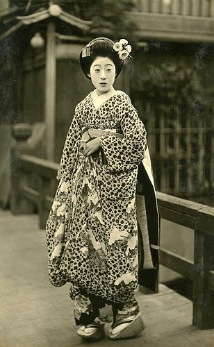 Geisha Names: Adakichi to Fusao   Issendai com